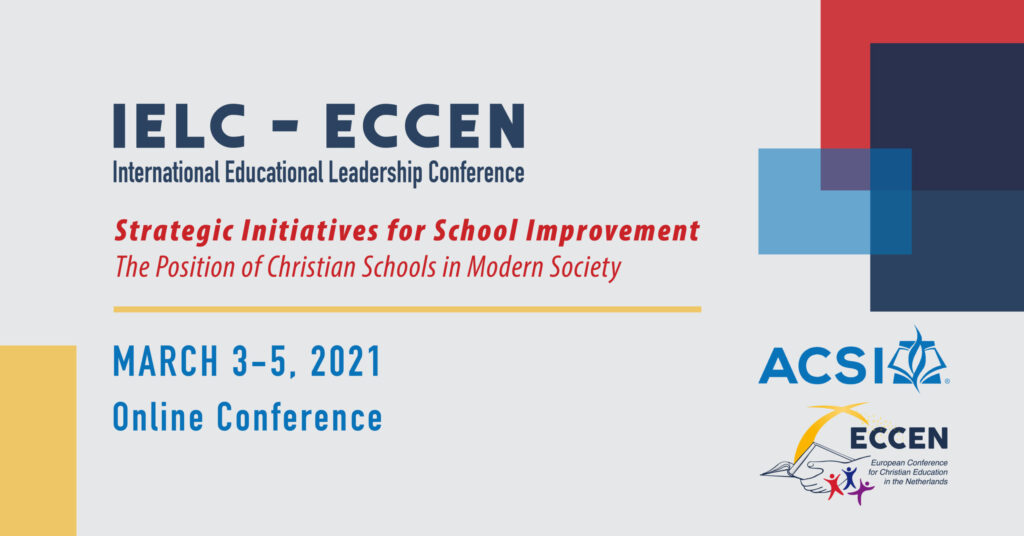 International Educational Leadership Conference March 3-5, 2021